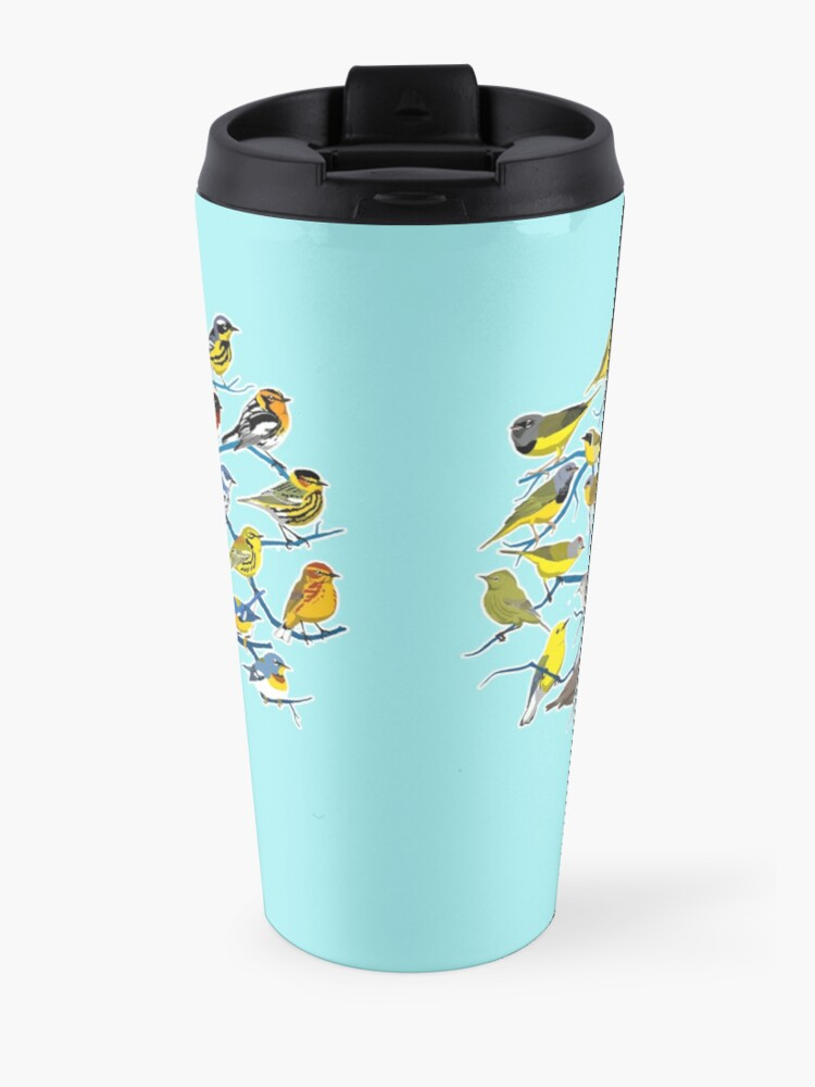 Alternate view of Warbler Tree Travel Mug