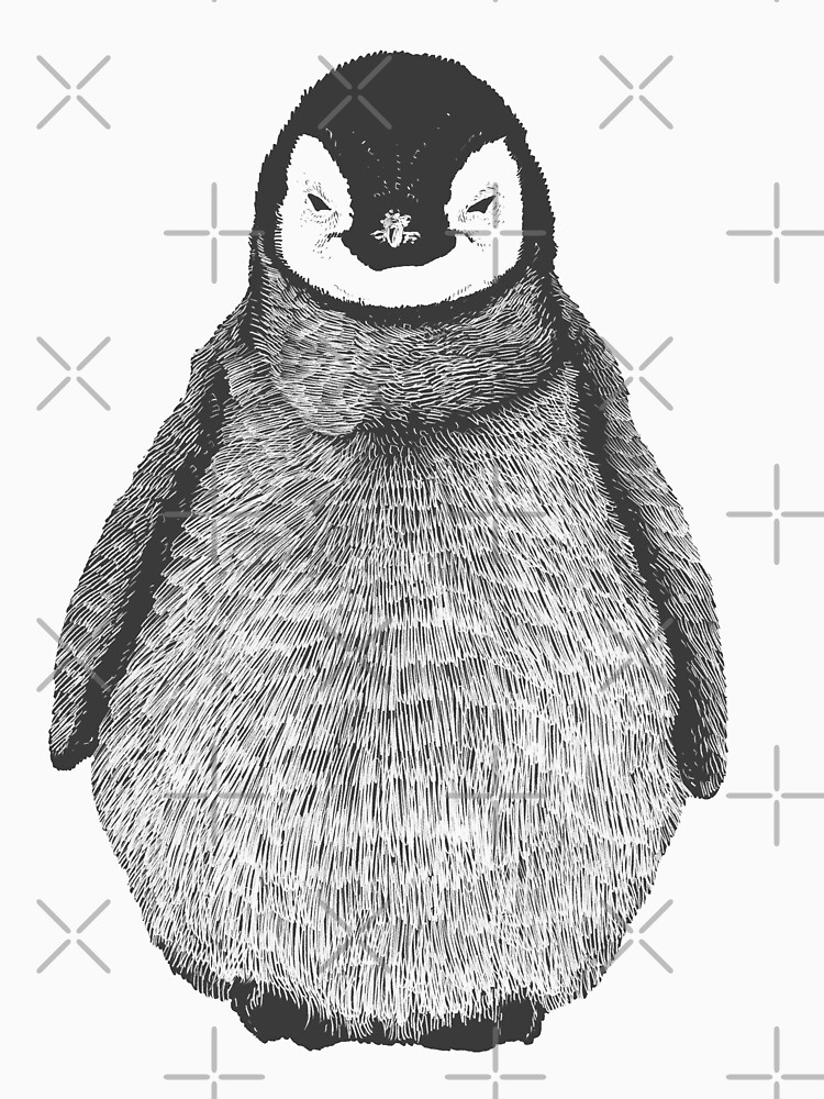 penguin - Animal Theme Design Suitable for Men and Women by barmalisiRTB