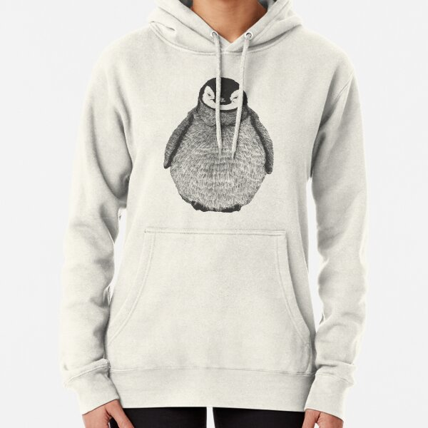 penguin - Animal Theme Design Suitable for Men and Women Pullover Hoodie