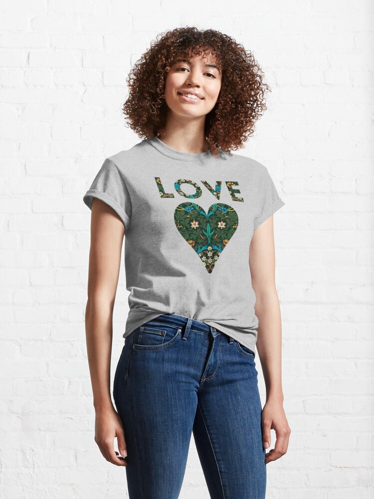 Alternate view of LOVE Classic T-Shirt