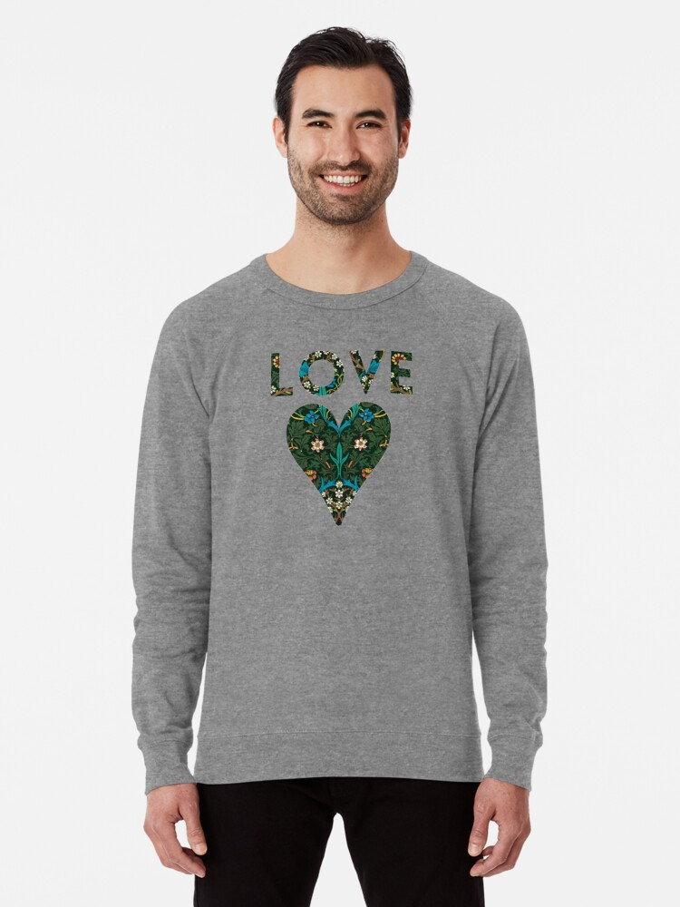 Alternate view of LOVE Lightweight Sweatshirt