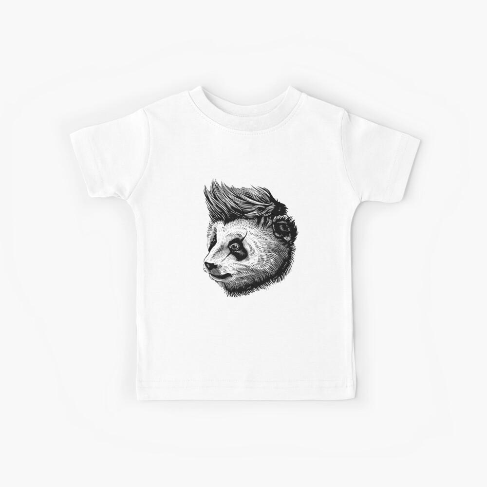 funky panda Kids T-Shirt