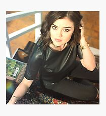 Lucy Hale Photographic Print