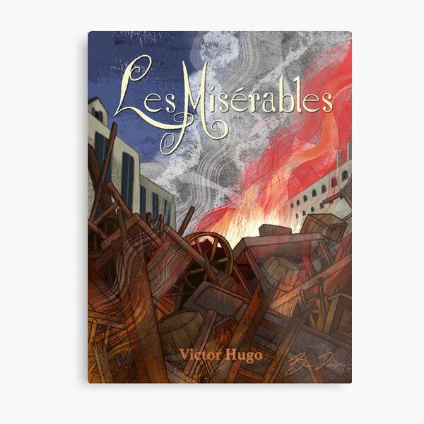 Les Miserables Metal Print