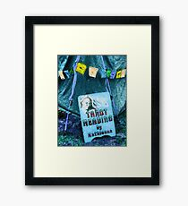 Tarot Reading Framed Print