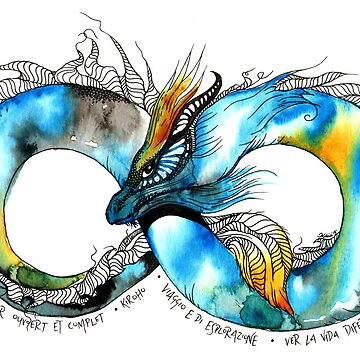 Infinity Dragon by k-bryant88