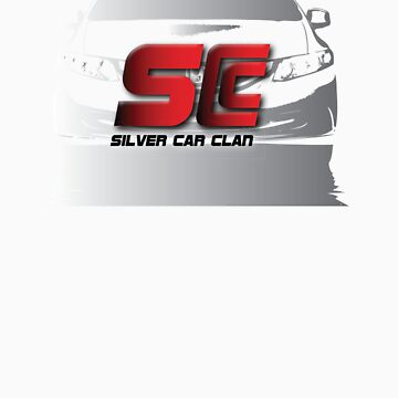 SCC - Silver Car Clan by GraphicLife