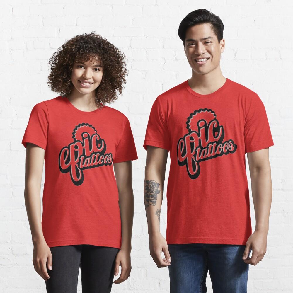 Original Epic Tattoos Logo Essential T-Shirt