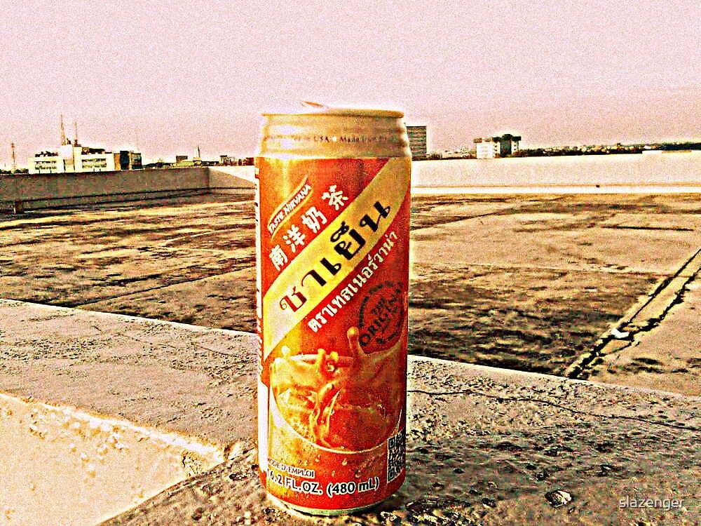 THAI MILK TEA  by slazenger