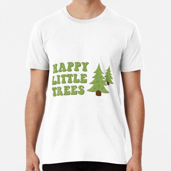 Happy Little Trees Premium T-Shirt