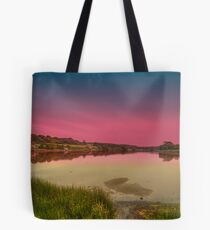 Old Mill Pond Tote Bag