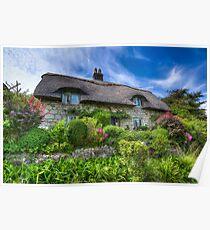 Godshill Cottage Poster