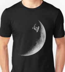 Moon boarder Unisex T-Shirt
