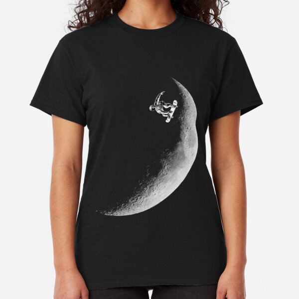 Moon boarder Classic T-Shirt