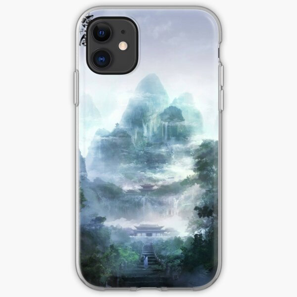 The Untamed iPhone Soft Case