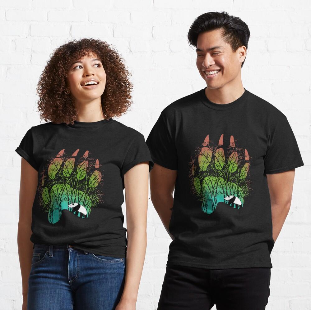 Panda track Classic T-Shirt