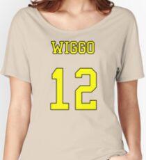Wiggo 12 Jersey Women's Relaxed Fit T-Shirt