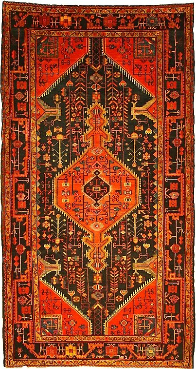 5' 10 x 10' 11 Tuiserkan Persian Rug by nathanwoo1019