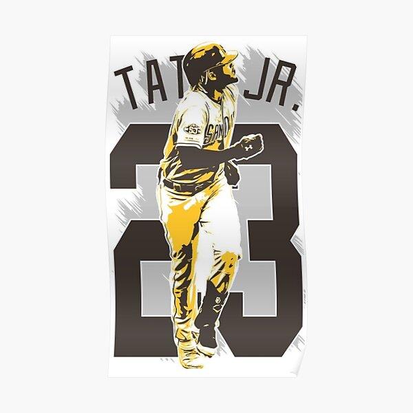 Tatis jr  Poster
