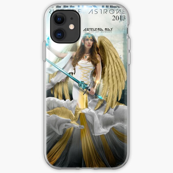 Axtelera-Ray : Princess Theia - Phone Cases iPhone Soft Case