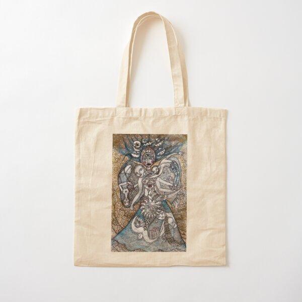 Ofrenda a los siete mares   Cotton Tote Bag