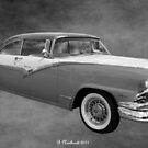 1956 Ford Fairlane Victoria by Betty Northcutt