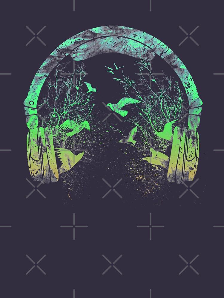 headphone nature by barmalisiRTB