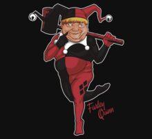 Farley Quinn by upsidedownowl