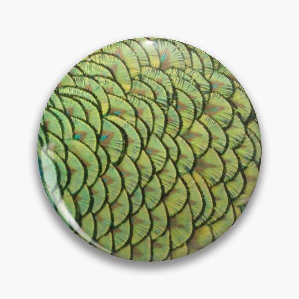 Lunna Peacock Pin