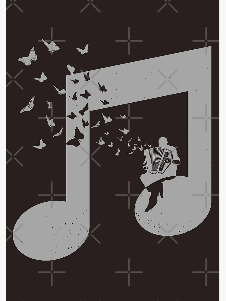 Accordion - Butterfly by barmalisiRTB
