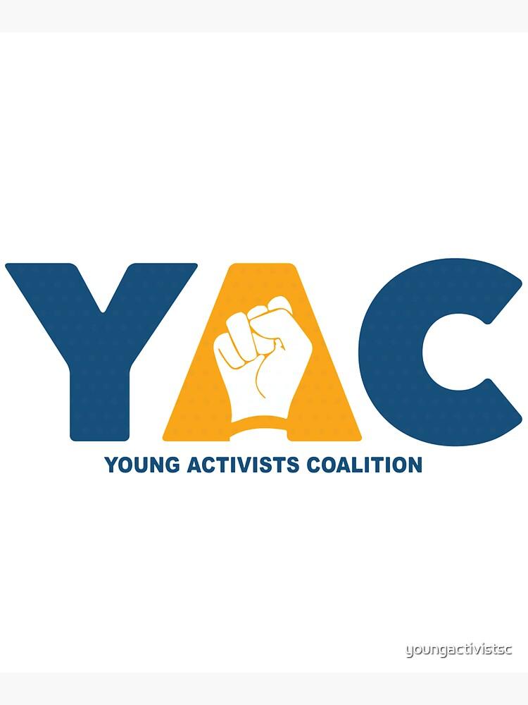 YAC Logo Color by youngactivistsc