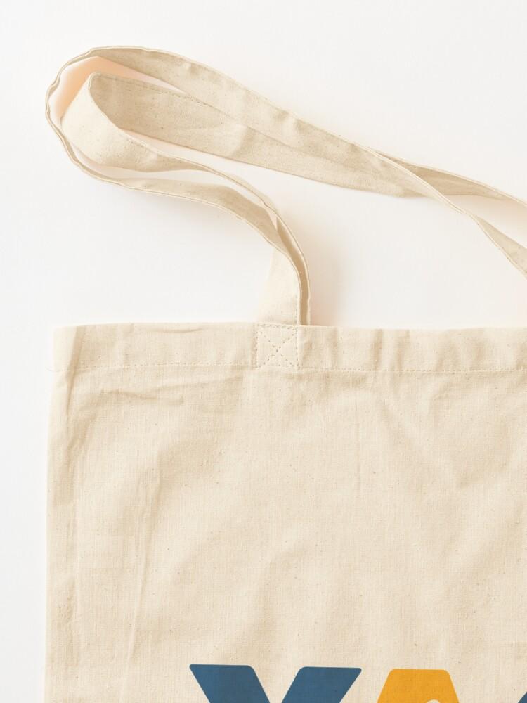 Alternate view of YAC Logo Color Tote Bag
