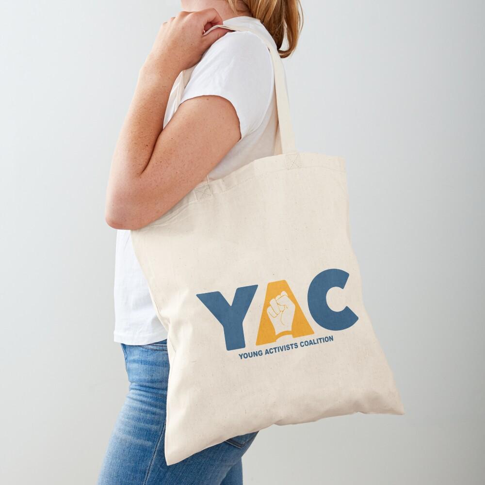 YAC Logo Color Tote Bag