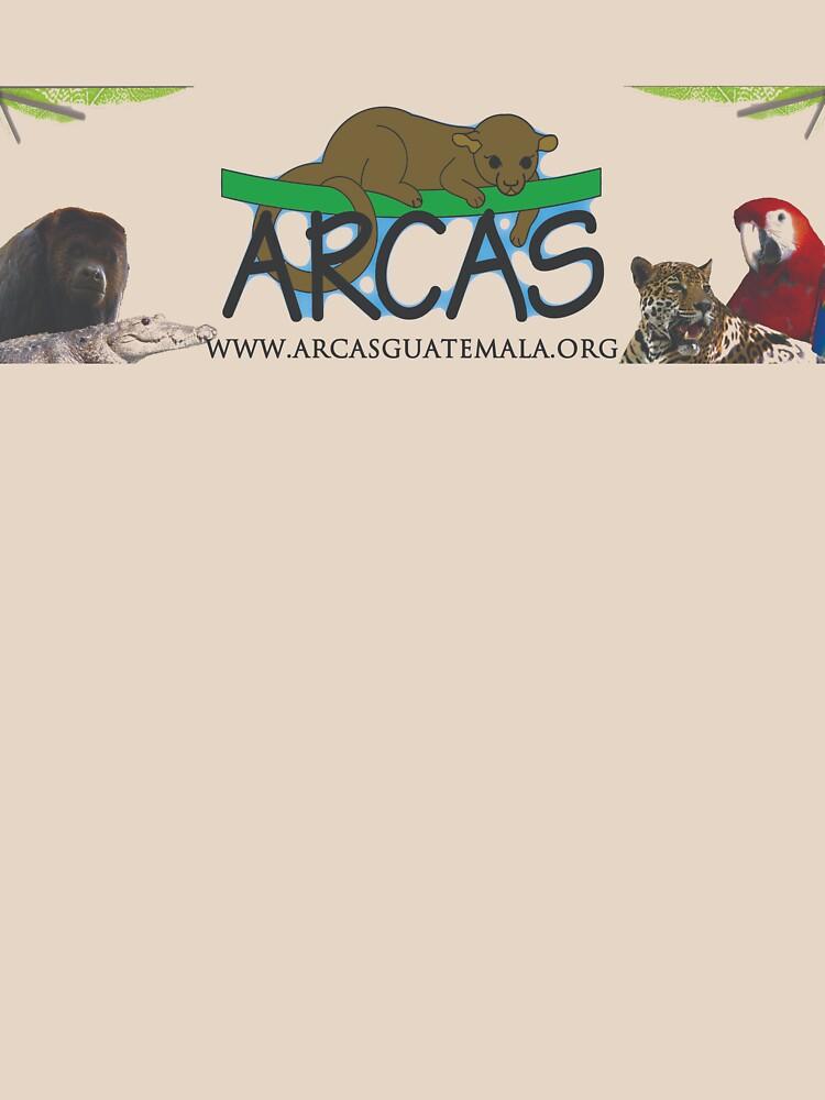 ARCAS logo Banner by ARCASrescate