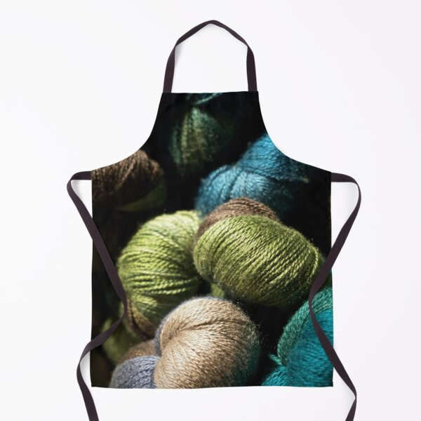 Dreaming of Knitting Apron