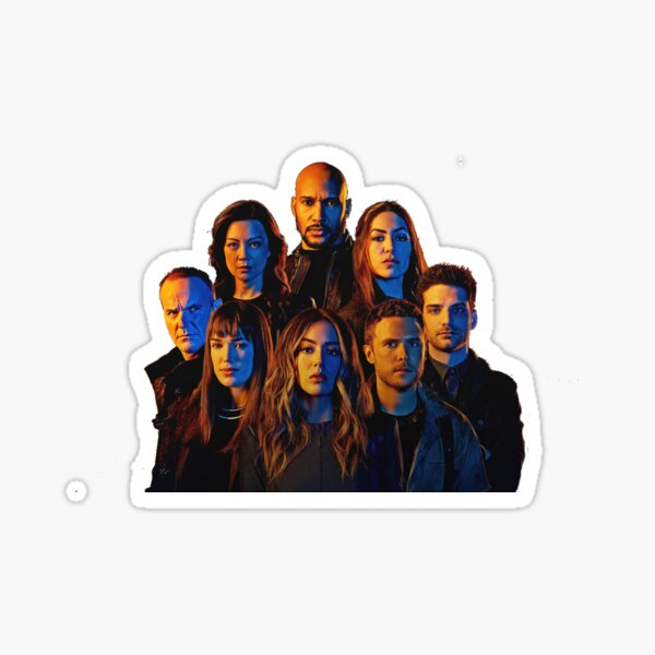 Aos: Season 5 Glossy Sticker