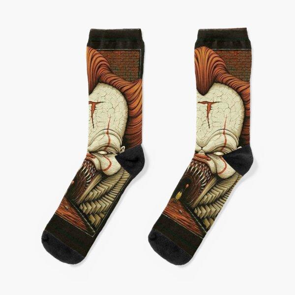 clown that, it Socks