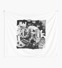 Where is Oasis Wall Tapestry