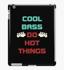 Cool Bass iPad Case/Skin