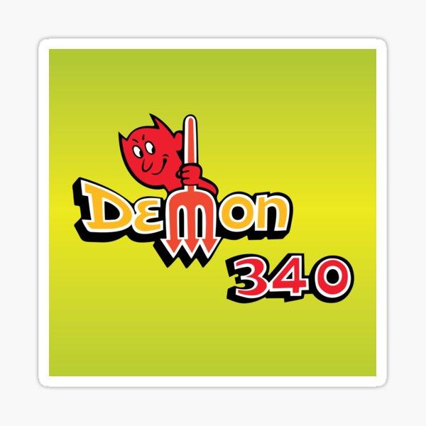 1971 Dodge Demon 340 Sticker