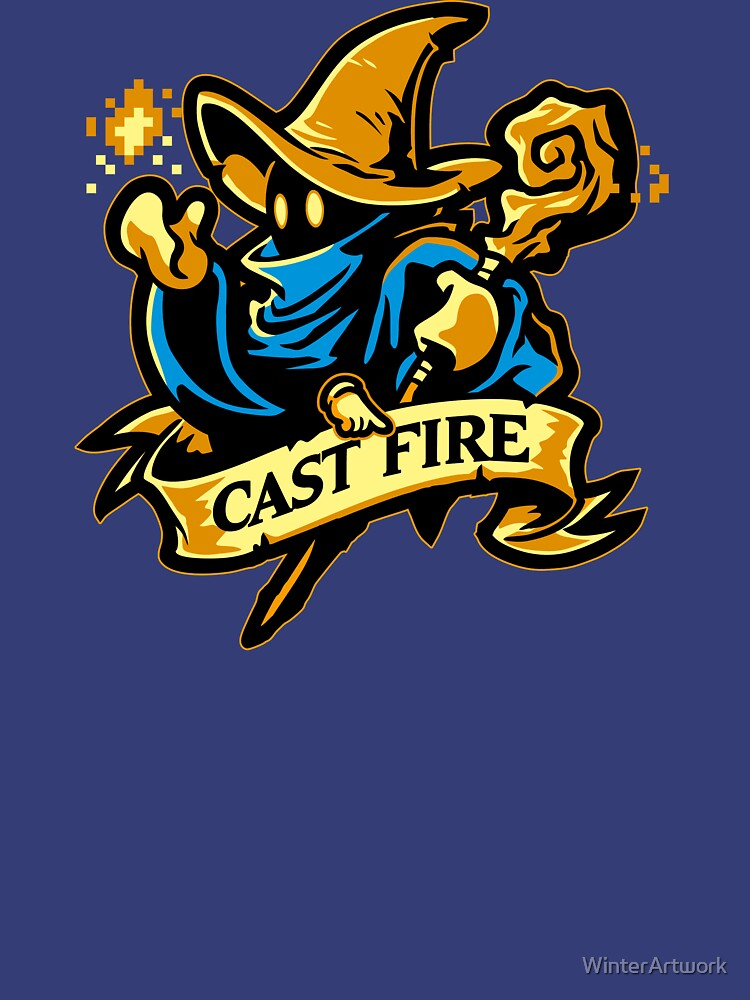 Cast Fire! | Unisex T-Shirt
