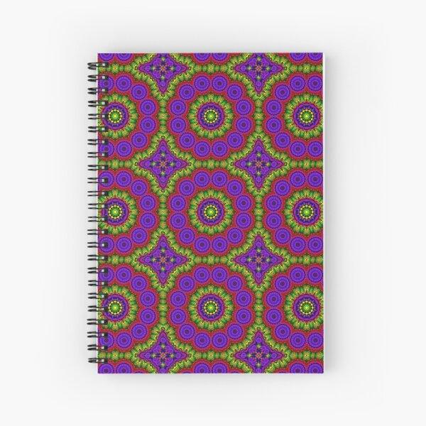 AROUND TWELVE Spiral Notebook