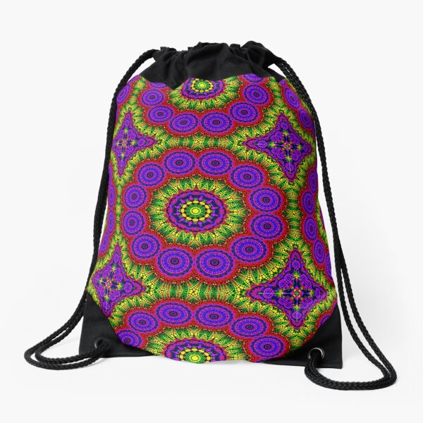 AROUND TWELVE Drawstring Bag
