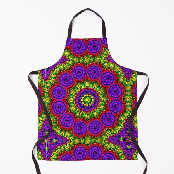 AROUND TWELVE Apron