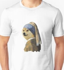 Doge painting T-Shirt