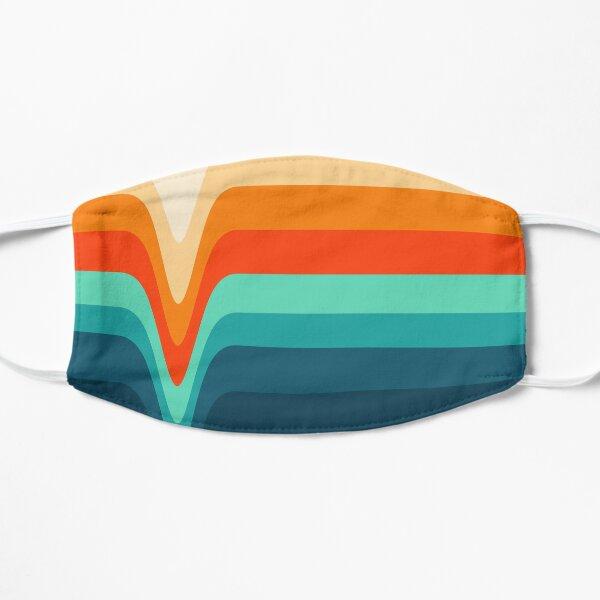 Retro Verve Flat Mask