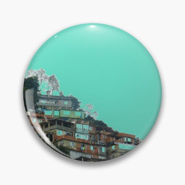 FAVELA MEX, Rio de Janeiro Pin