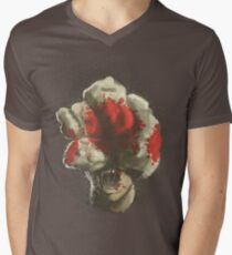 Mushroom Kingdom clicker [Blood Red] - Mario / The Last of Us T-Shirt