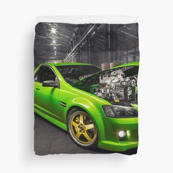 Dustin Goldsmith's Holden VE Commodore Duvet Cover