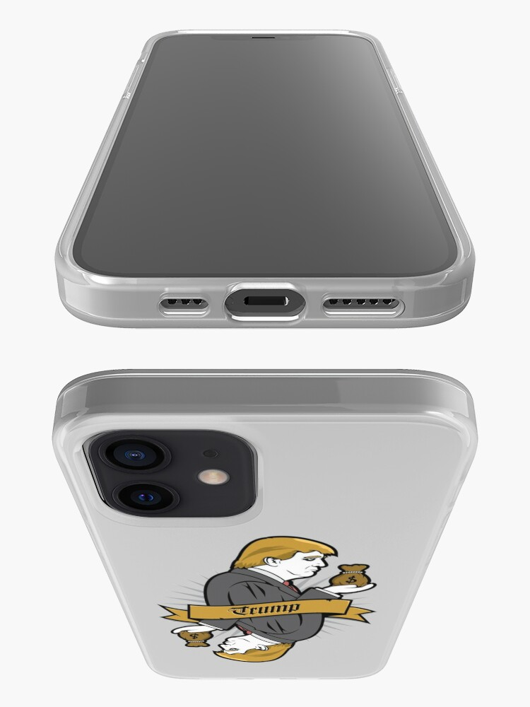 Alternate view of Donald Trump Card iPhone Case & Cover